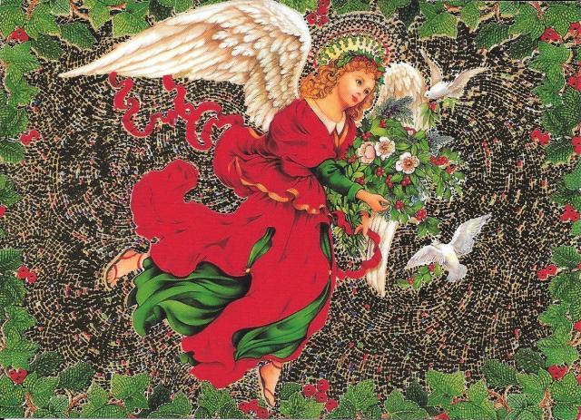 El Angel del amor, el Pregonero