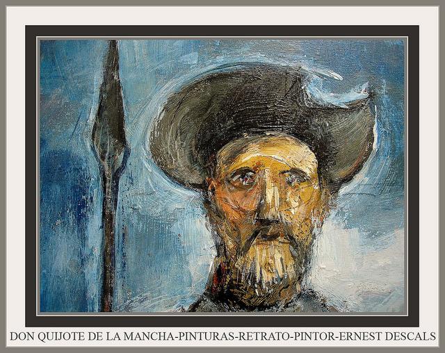 dON Quijjjjjjjjjote de la Mancha