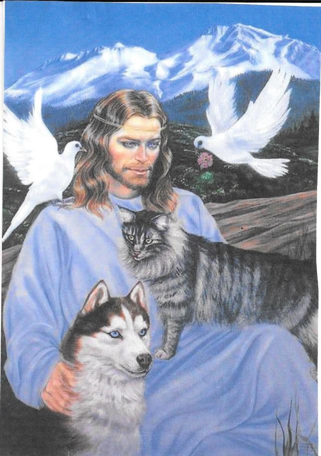Jeus y los animales