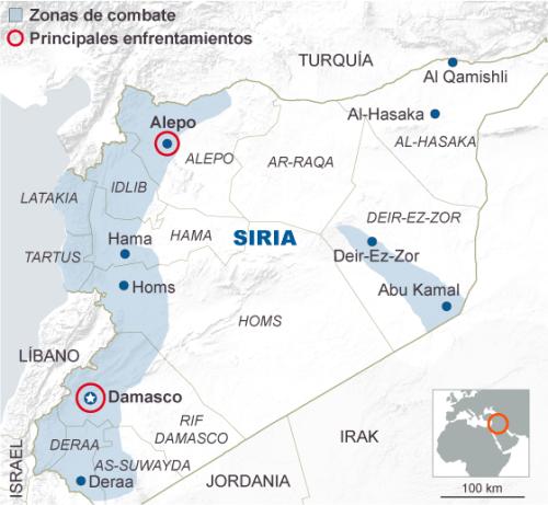 Guerra en el Medio OOriente