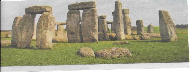 sorpresa de stonehenge