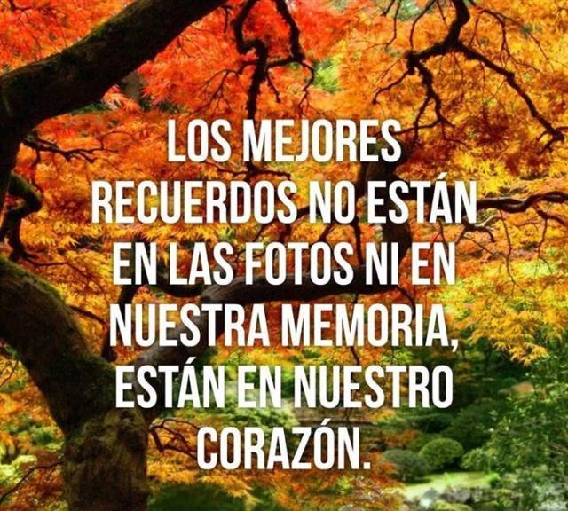 Los mejores recuerdos
