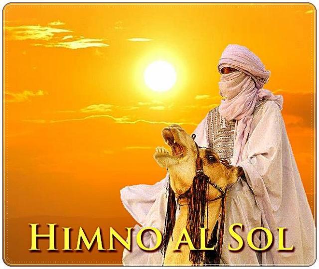 AKhenaton Himno al SOL