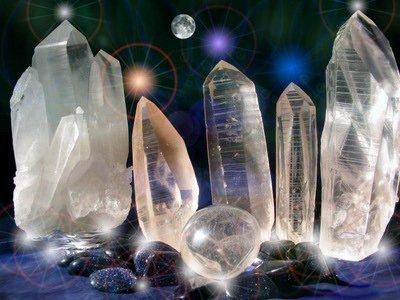 Cristales de la Tierra