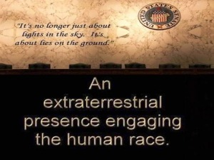 extraterrestial presence