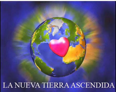 La nueva Tierra asscendida