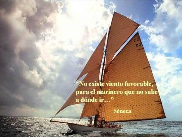 No existe viento favorable