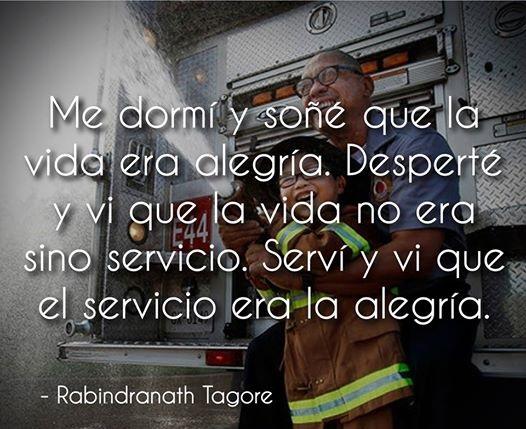 Servicio es alegria