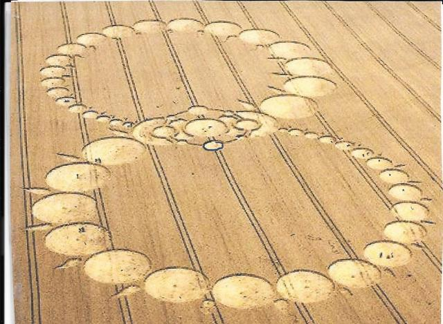 Crop circle del 8