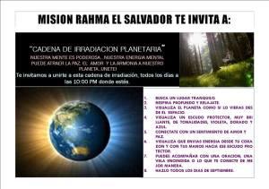 Mision Rahma el Salvador