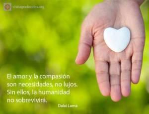 El amor y la compasion
