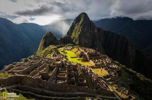 Luz Mistica en Machu Pichu