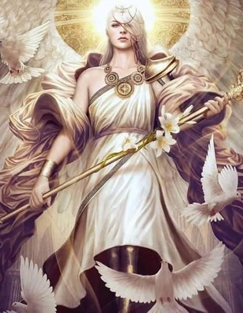 la diosa guerrera