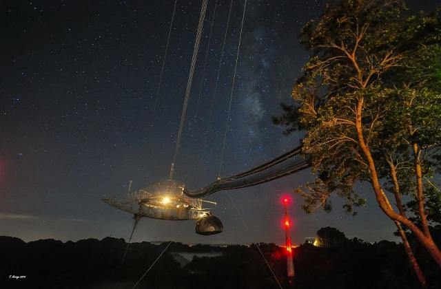 observatorio de arecibo busca estudiantes
