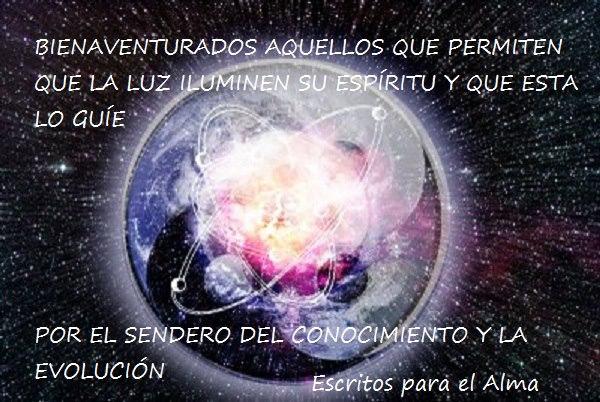 Palabras con Luz Bienaventuradps