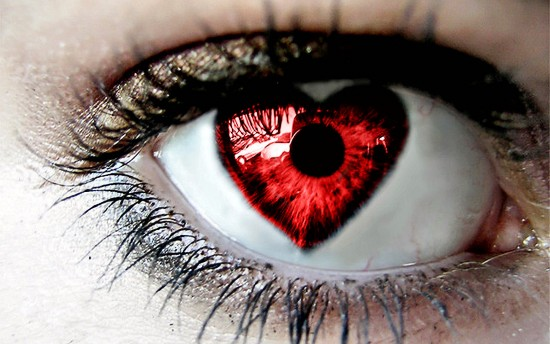 A veces el corazon ve lo que es invisible al ojo.