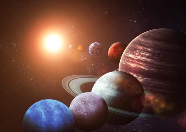 Alineacion Planetaria de enero 2016