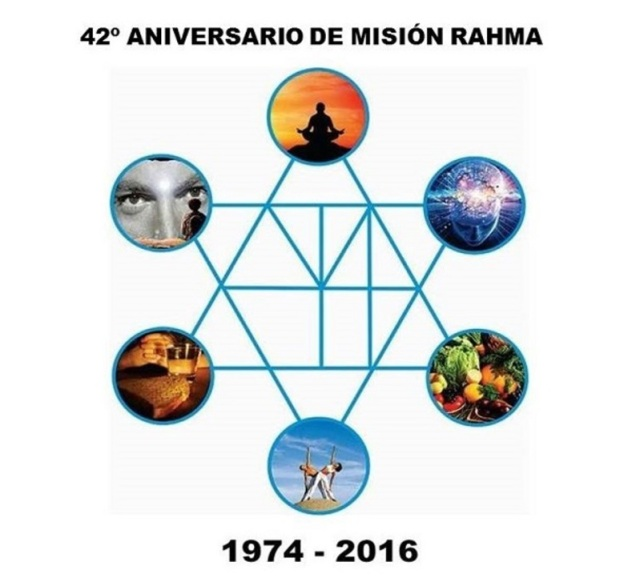 Aniversario 42 Mision Rahma 1974-2016