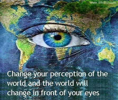 Cambia la percepcion de4 tu munddo