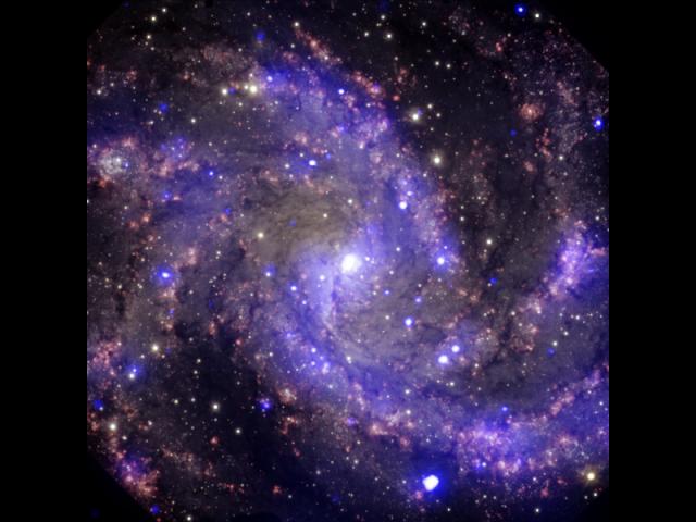 El cosmos en toda su esplendor