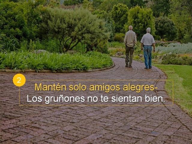 mANTEN SOLO AMIGOS ALEGRE, LOS FRUNONES NO TE SIENTAN BIEN