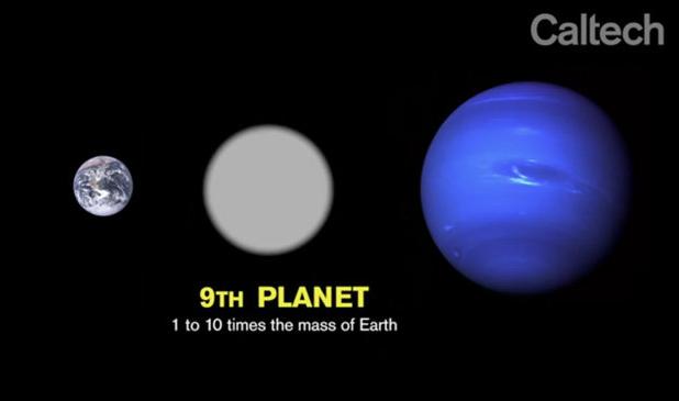 Planet X - 9th planet - Nibiru