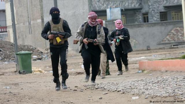 Isis siembra terror
