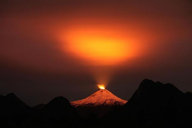 Volcan Villa Rica