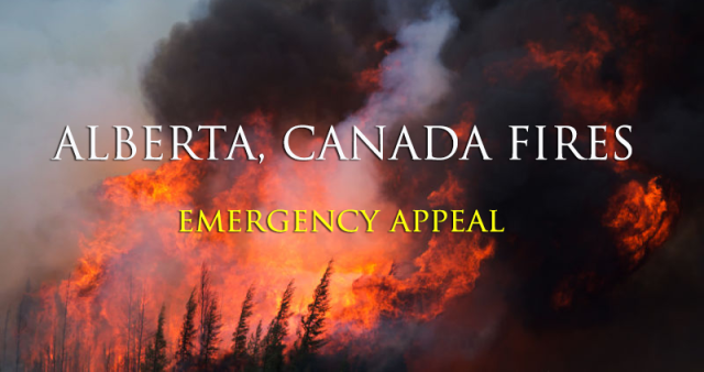 Alberta, Canada emergency appeals