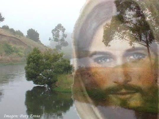 jESUS TRANSPARENTE
