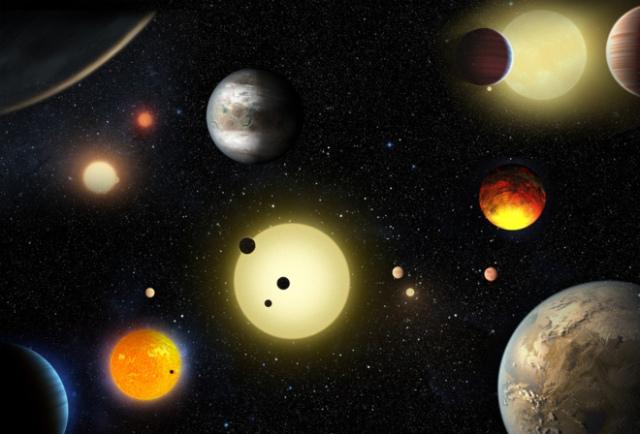NASA DESCUBRE 1284 PLANETAS
