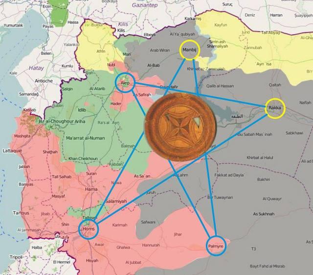 Se nos pide urgente Meditacion por siria