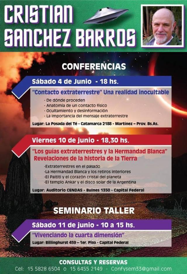 Seminario Taller el 11 de junio