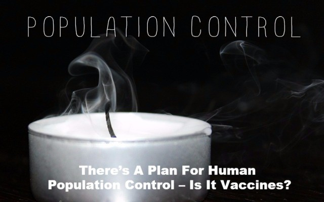 There is a plan for humane control