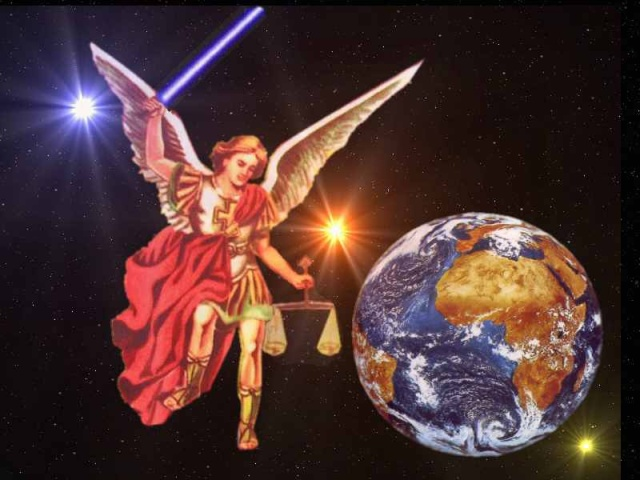 arcangel_miguel pROTEGE A LA tIERRA