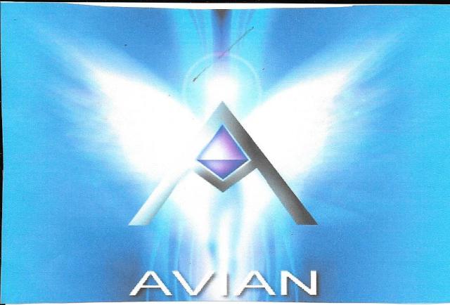 AVIAN AZULES