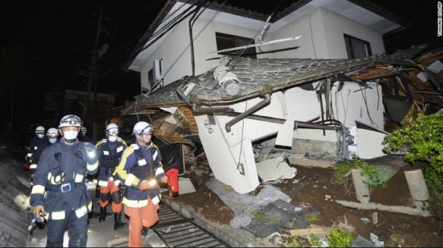 Terremoto den Japon, donde mas personas viven