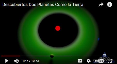 Descubiertos 2 planetas como la Tierra