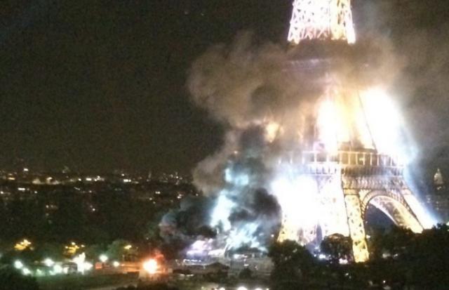 Terrorismo en la Torrw Eifel