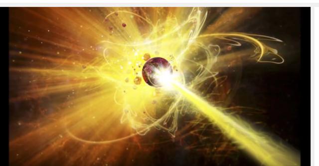 Acelerador de Hadrones- Earthquake