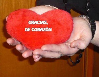 gRACIAS DE CORAZON