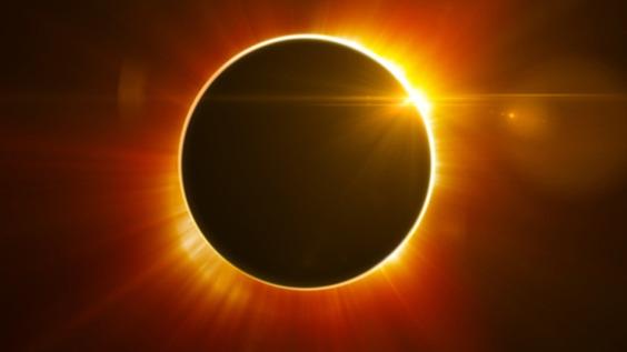 Solar eCLIPSE PUNTO DE CAMBIOS PARA MUCHOS