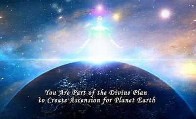 You are part of the Divine Planet