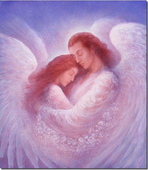 angel-con-su-alma-gemela