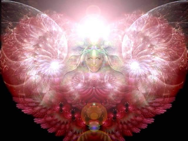 angel de la compasion