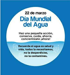 imaDia Mundial del agua
