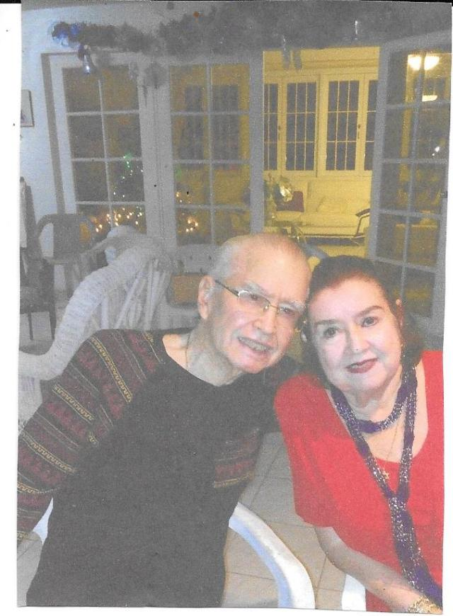 Margarita y BaBy 49 anos de matrimonio