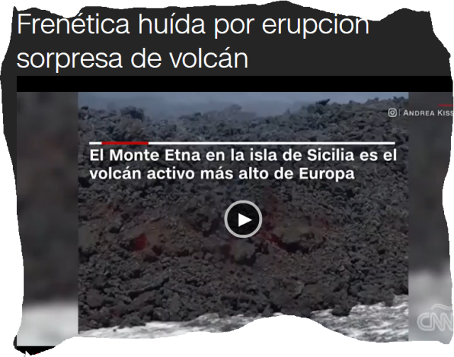 Volcan Monte Elena