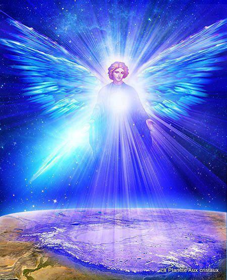 Angel bendiciendo el 2016