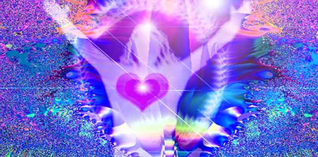 Entrar en el espacio sagrado del corazon